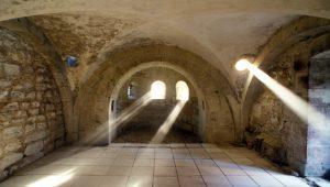 Lichteinfall in der Südkapelle